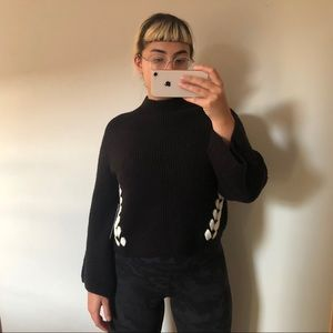 Design Lab knit sweater